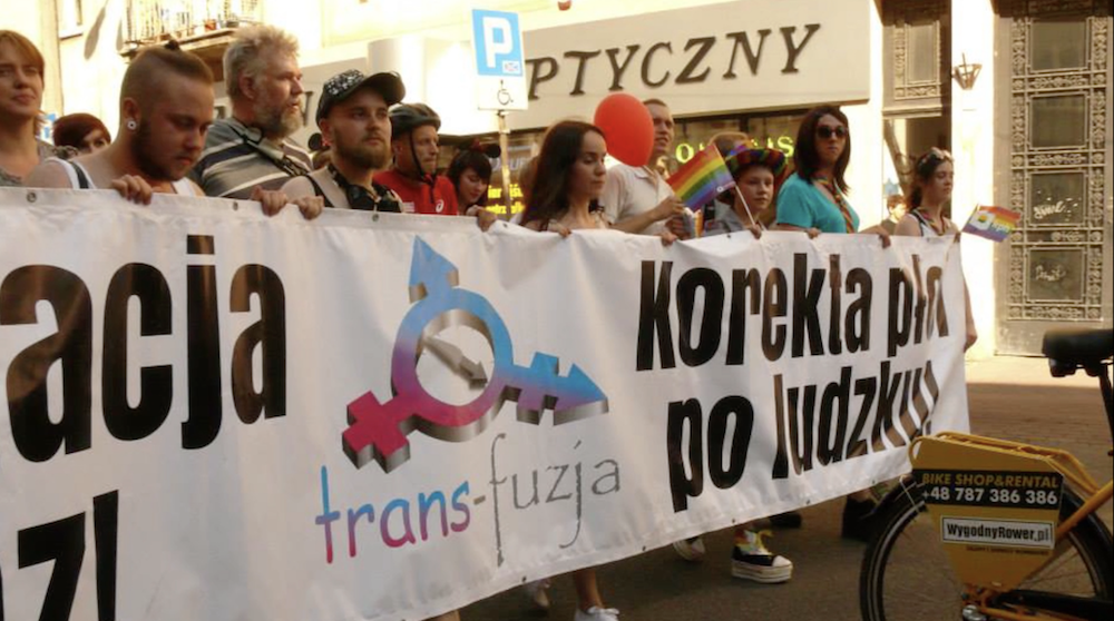 Meet our grantee partner, Trans-Fuzja!