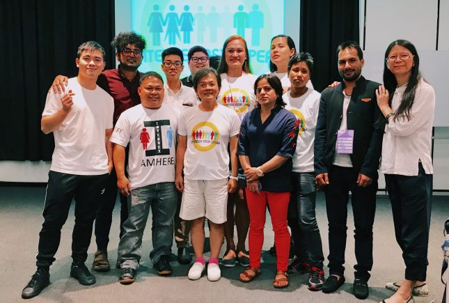 Intersex Asia – Asia's regional intersex network – set up at Asian Intersex Forum