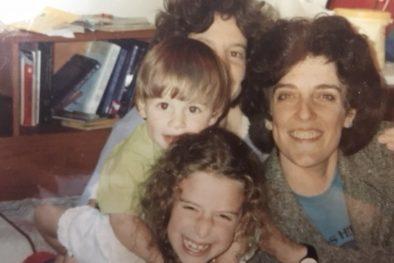Meet Astraea donor, Robin Rosenbluth