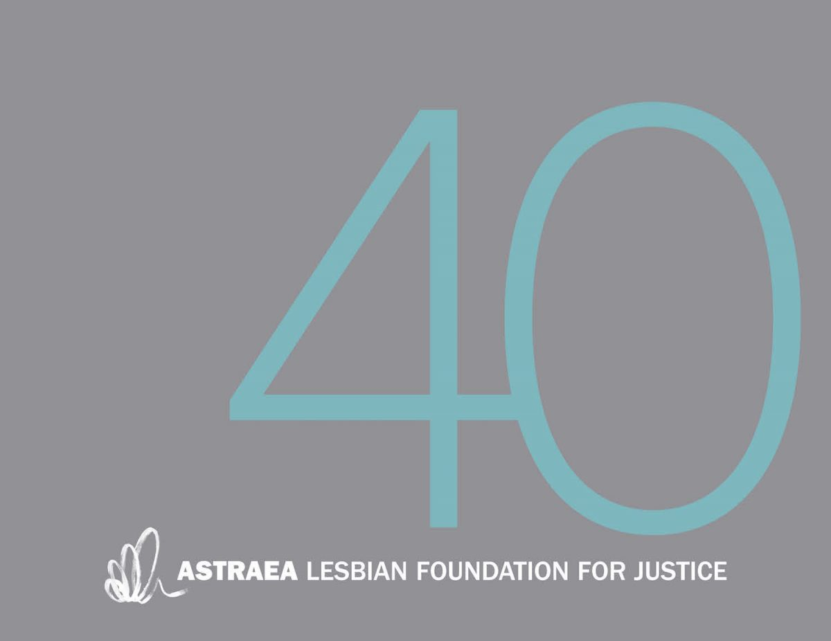 Astraea's 40th Anniversary Publication