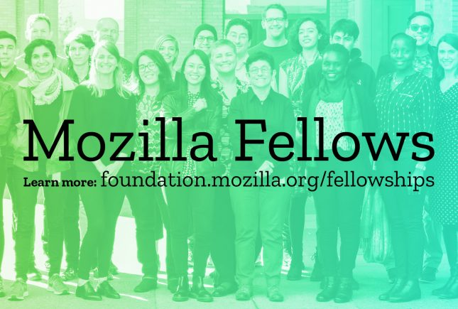 Astraea to Partner with Ford-Mozilla Open Web Fellow