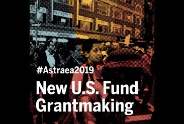 Astraea's newest U.S. Fund grantees!