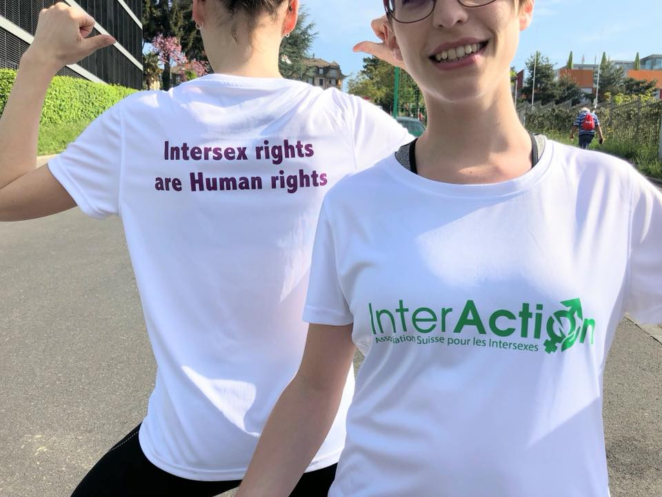 InterAction – Association Suisse pour les Intersexes