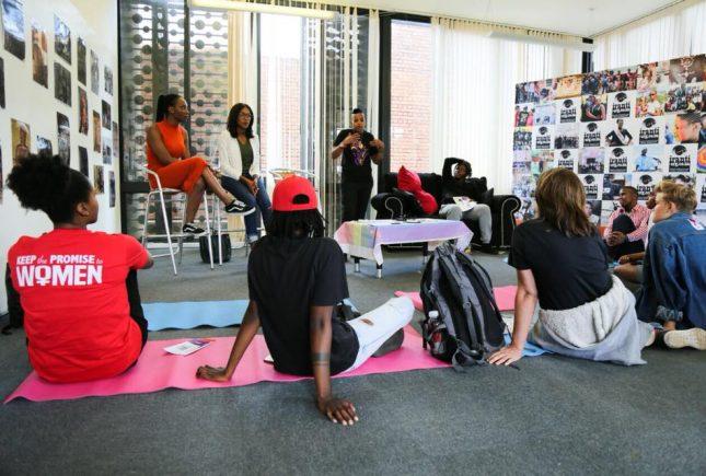 Intersex South Africa (ISSA)