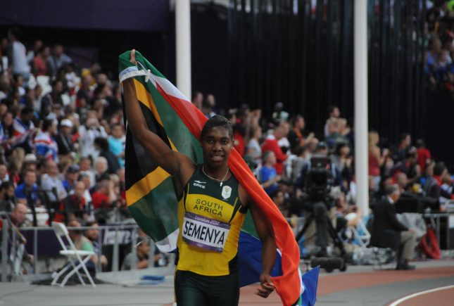 Stand with Caster Semenya!