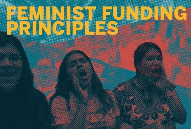 Astraea's Feminist Funding Principles