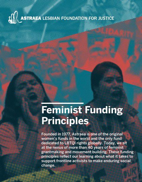 Feminist Funding Principles