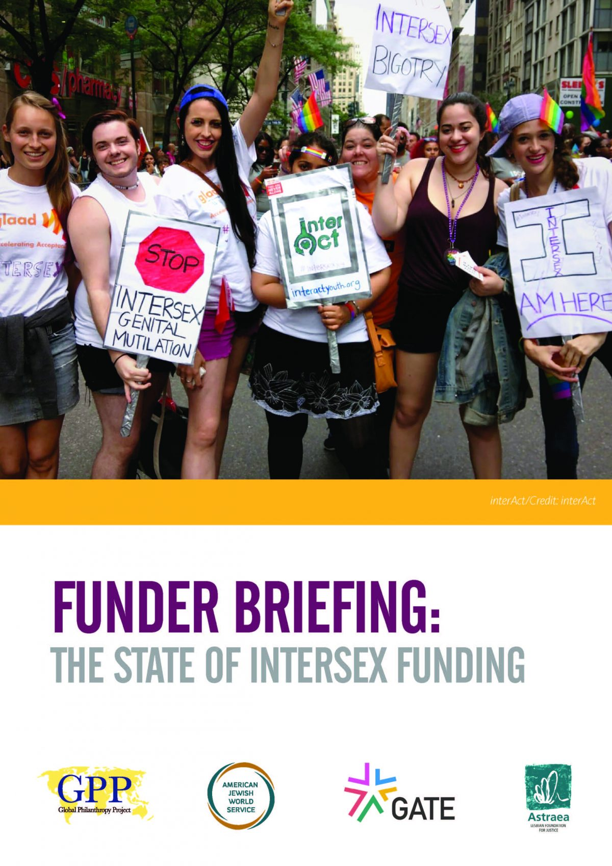 Funder Briefing: The State of Intersex Funding