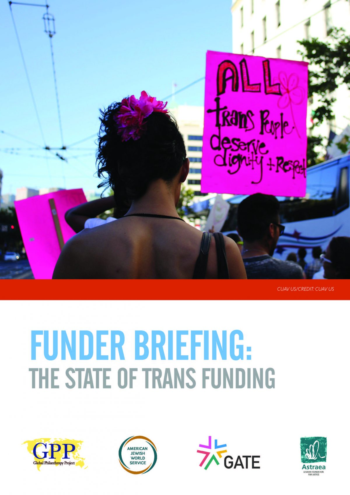 Funder Briefing: The State of Trans Funding