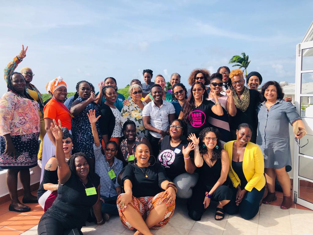 Announcing our 'Women's Voice and Leadership – Caribbean' Partnership  with The MATCH Fund