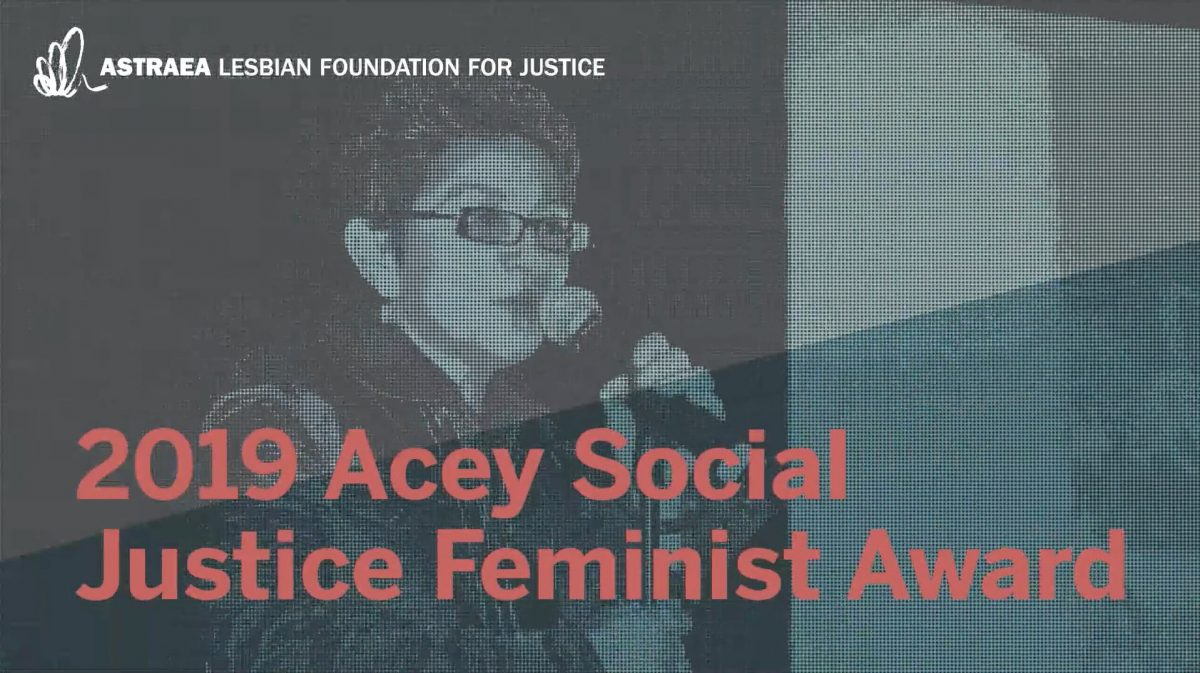 Announcing Our 2019 Acey Awardees!