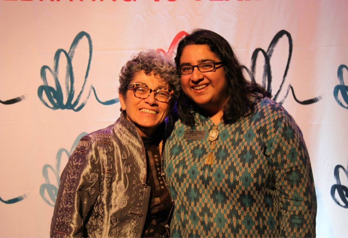 A conversation with Katherine Acey and Namita Chad