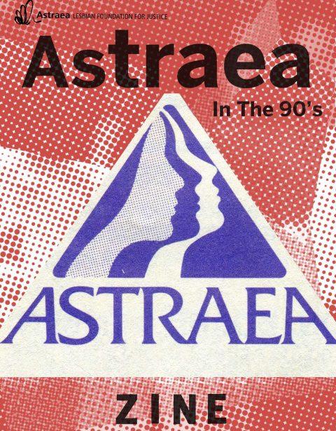 Astraea in the 90's Zine