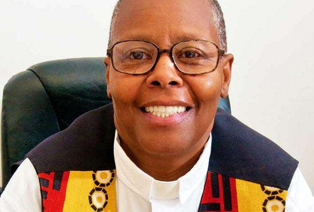 Reverend Gale Jones