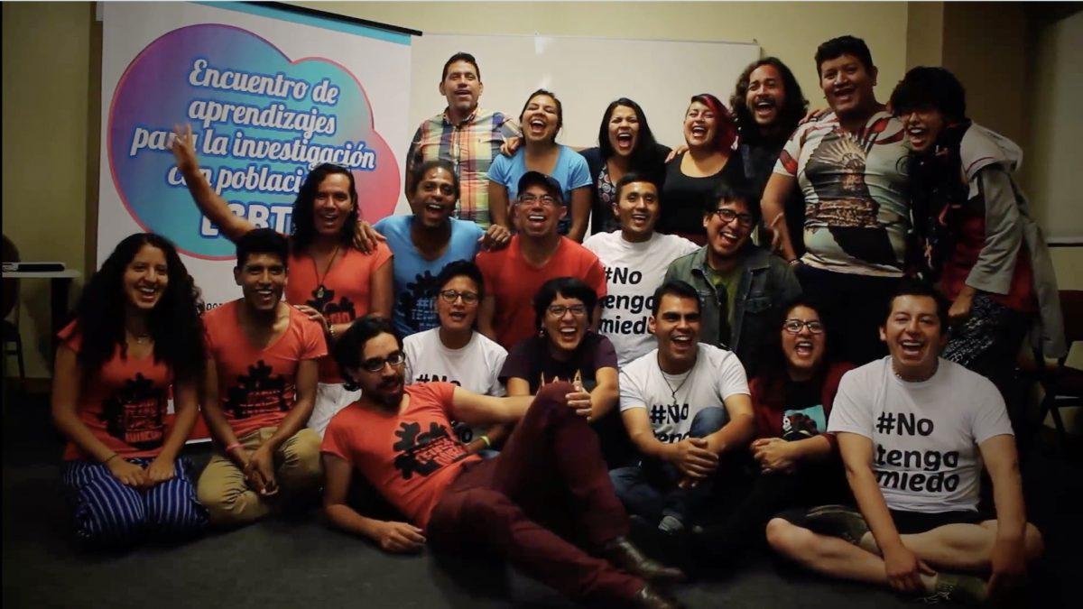 Meet our grantee partner, Colectivo No Tengo Miedo