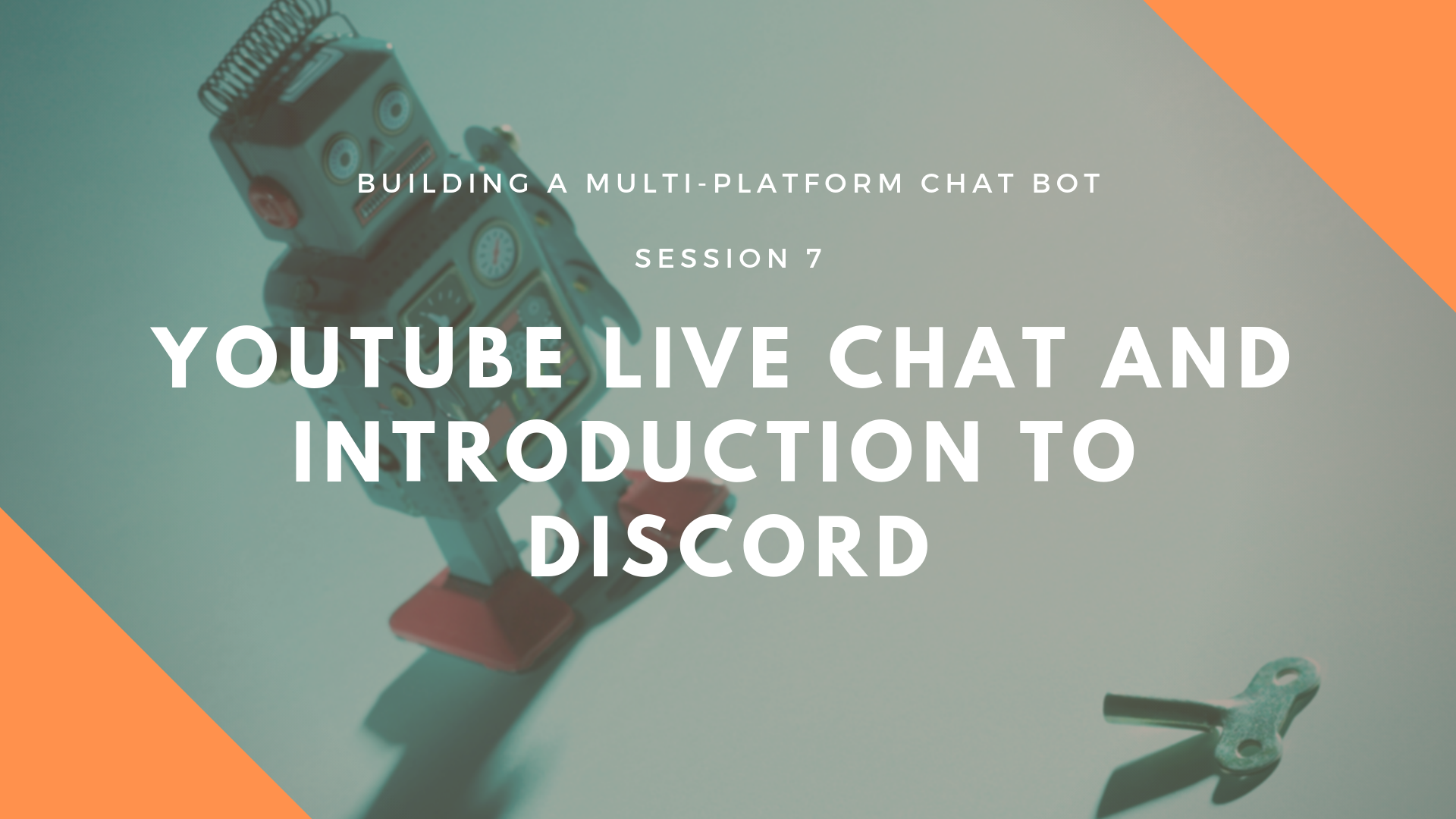 YouTube Live Chat and Starting Discord