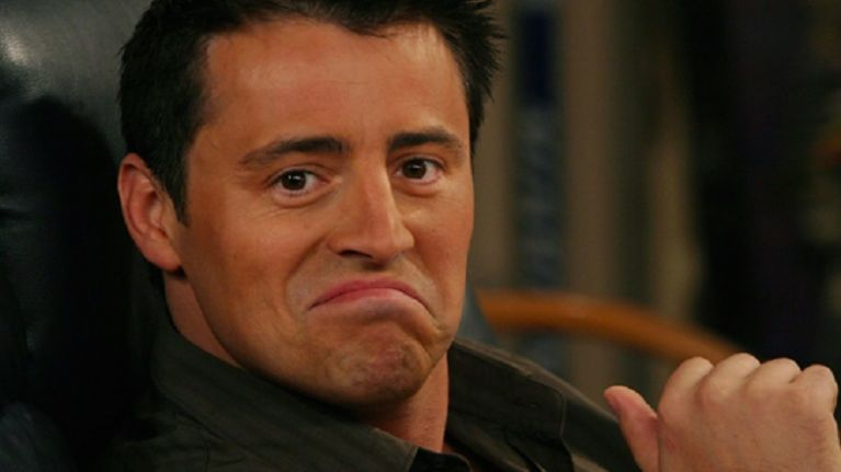 14 Times Joey Tribbiani Was Smarter Than The Entire Cast of FRIENDS