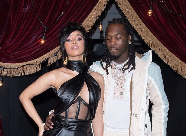 Cardi B Hires Strippers For Her Husband Offset's Birthday, Gives Him Half A Million Dollars