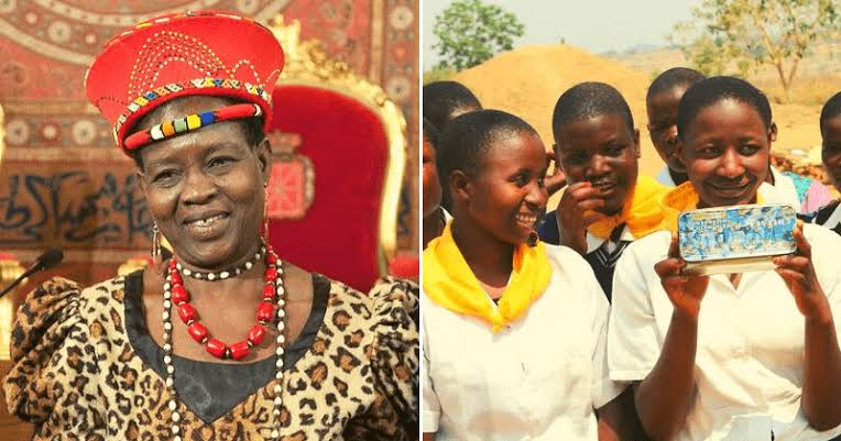 Malawi female cheif comes to power ends child marriage