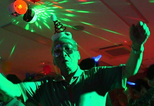 sout korea disco for seniors