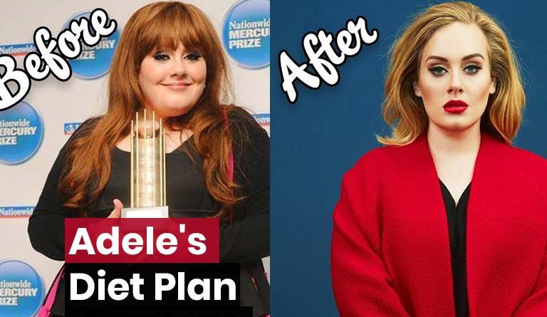 3 Things Adele Did For Her Dramatic 100-Pound Weight Loss
