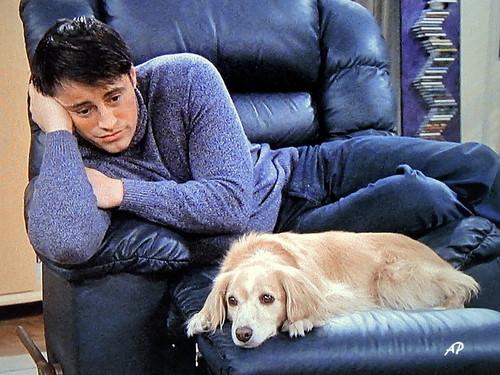 Joey Tribbiani sad