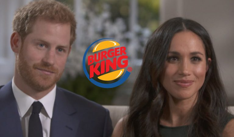 Prince Harry Was Offered A Part-Time Job By Burger King, And The Internet Has The Best Reaction
