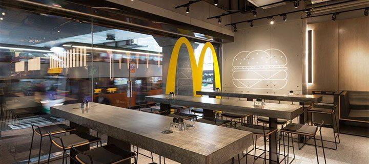 McDonald's kitchen