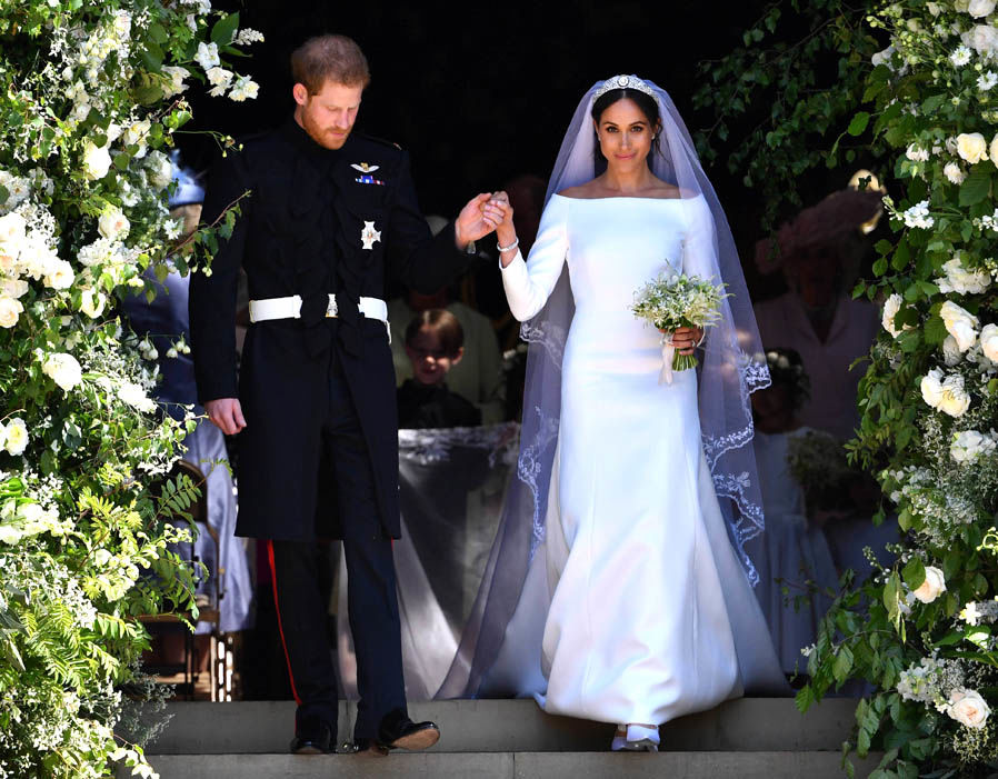 What Prince Harry Meghan Markle Did With The Tons Of Wedding Gifts They Got Asviral