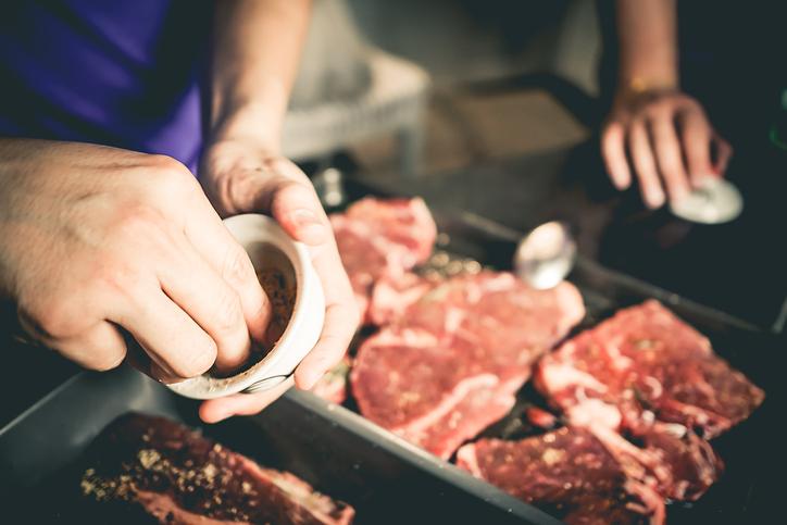 MSG in steak
