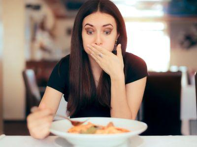 Coronavirus in food