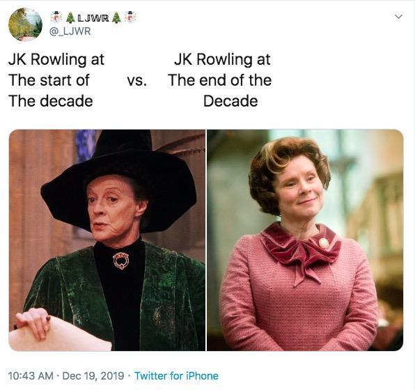 JK Rowling is Dolores Umbridge