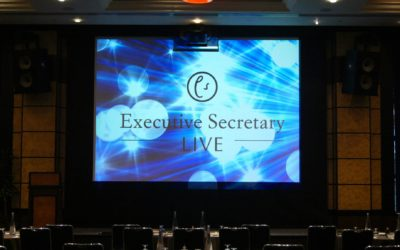 Learn from Some of the Best at Executive Secretary LIVE London!