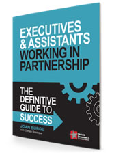 new guide for partnering with your executive