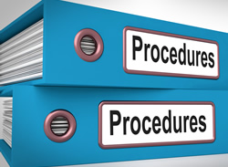 """Personal Note from Julie: Procedures Can """"Simplify Your Life"""""""