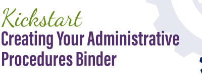 Tackle Your Administrative Procedures With This All New Course From All Things Admin