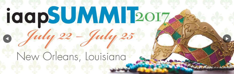 Meet Julie At The 2017 Iaap Summit All Things Admin