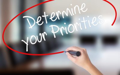 Note From Julie: Prioritize Your To-Do List for Career Success