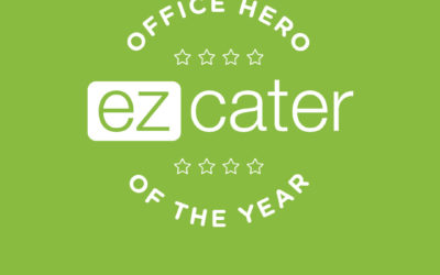 Now Accepting Nominations for the ezCater Office Hero of the Year Award!