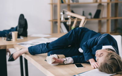 Note From Julie: Beware of the Dangers of Being a Workaholic