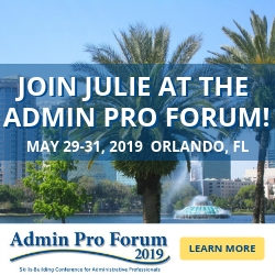 Event: Admin Pro Forum – May 28-31, 2019