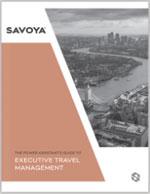 executive travel management guide
