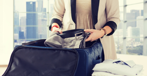 My Favorite Travel Items for Staying Organized on the Go