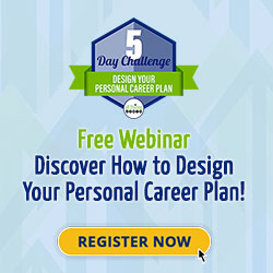 Design Your Personal Career Plan