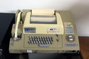 A History of Disruptive Technologies in the Admin Profession