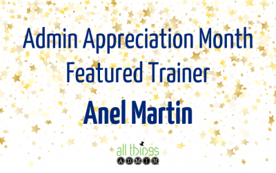 Featured Trainer: Anel Martin