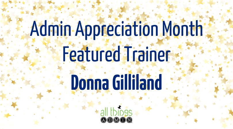 Featured Trainer: Donna Gilliland