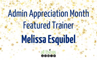 Featured Trainer: Melissa Esquibel