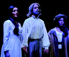 Les Miserables at Fireside Theatre 2014