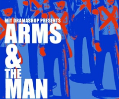 Arms and the Man at Kresge Little Theater 2010